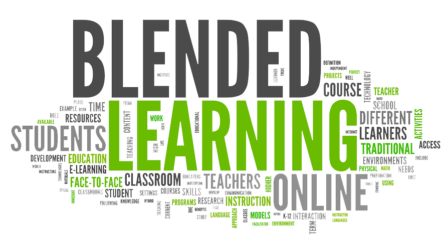 blended learning a